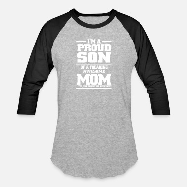 Proud Son Proud Son - Baseball T-Shirt