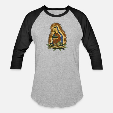 Our Lady Church Our Lady of Guacamole - Unisex Baseball T-Shirt