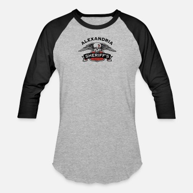 Sheriffs Department Alexandria Sheriff s Department - Unisex Baseball T-Shirt