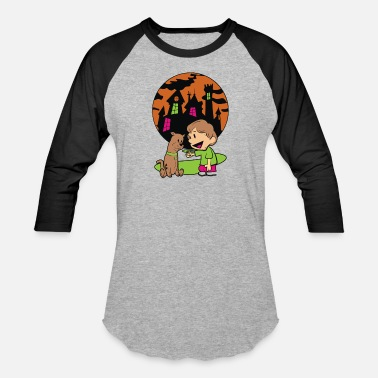 Shaggy Shaggy n Scoob - Baseball T-Shirt