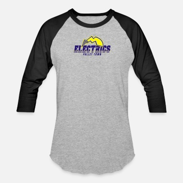 Electricity Electrics - Baseball T-Shirt