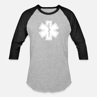Star Of Life Star Of Life - Baseball T-Shirt