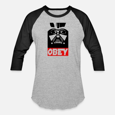 Darth Vader Gym Darth Vader Star Wars - Baseball T-Shirt