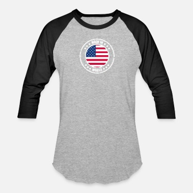 Mobile MOBILE - Baseball T-Shirt