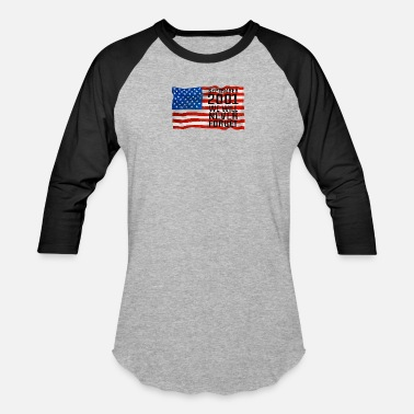 World Trade Center September 11 2001 World Trade Center - Unisex Baseball T-Shirt