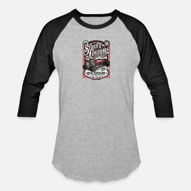 In These Streets Streets - Baseball T-Shirt