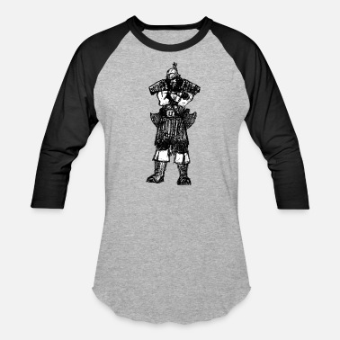 Axe Barrick the Axe Man - Baseball T-Shirt