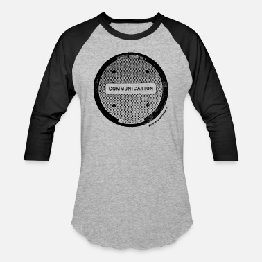 Community Communication - Baseball T-Shirt