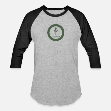 Evergreen EVERGREEN - Unisex Baseball T-Shirt