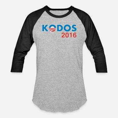 Vote Vote for Kodos - Unisex Baseball T-Shirt