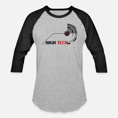 High Tech HIGH TECH - Baseball T-Shirt