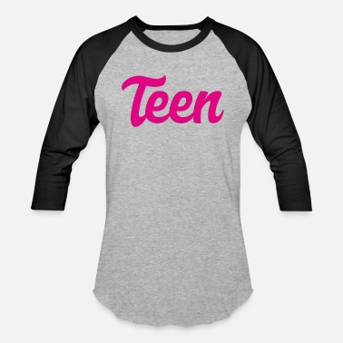 Teen TEEN - Baseball T-Shirt