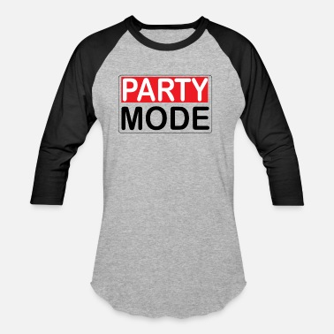 Mode MODE - Baseball T-Shirt