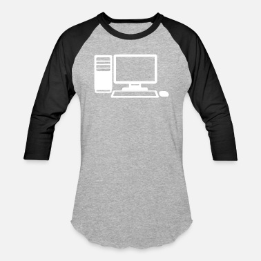 Computer Games Computer Gaming - Baseball T-Shirt