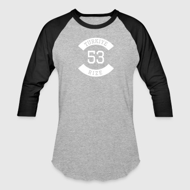turkiye 53 - Baseball T-Shirt