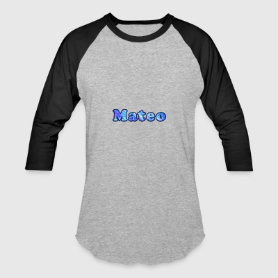 Mateo - Baseball T-Shirt
