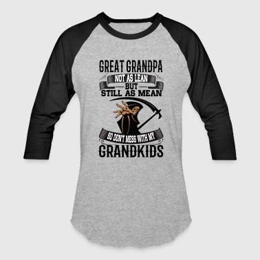 Great Grandpa - Baseball T-Shirt