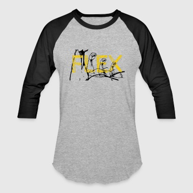 Let's make a Flex together - Baseball T-Shirt