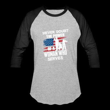 Veteran Shirt. Perfect Costume For Daughter/Girls - Baseball T-Shirt