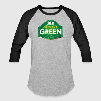 Soylent Green - Baseball T-Shirt