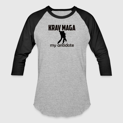 krav_maga design - Baseball T-Shirt