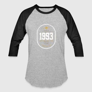 Made In 1993 Limited Edition Vintage - Baseball T-Shirt