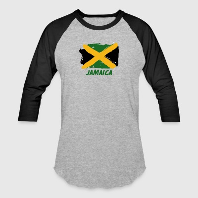jamaica design - Baseball T-Shirt
