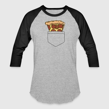 pizza pocket - Baseball T-Shirt