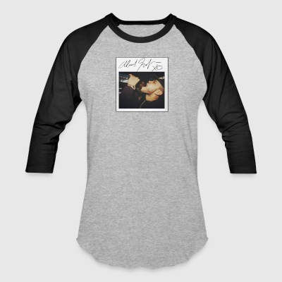 The Weeknd Signature Design - Baseball T-Shirt