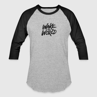Woke - Baseball T-Shirt