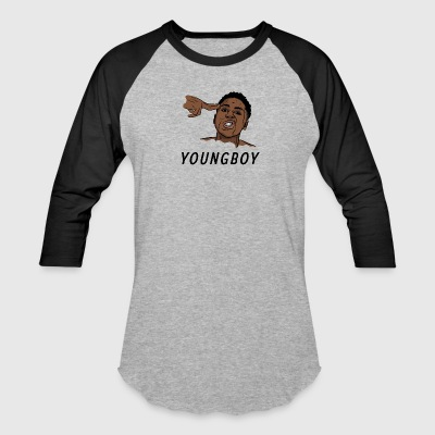 Youngboy - Baseball T-Shirt