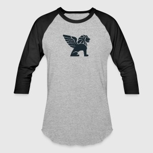 lion_with_wings - Baseball T-Shirt