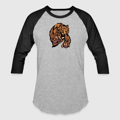 big_and_wild - Baseball T-Shirt