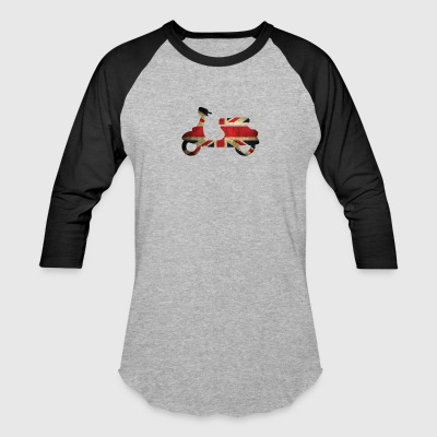 we-love-england - Baseball T-Shirt