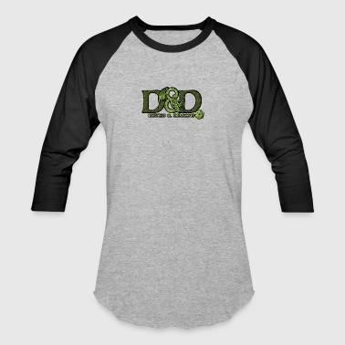 Deities And Demons - Baseball T-Shirt