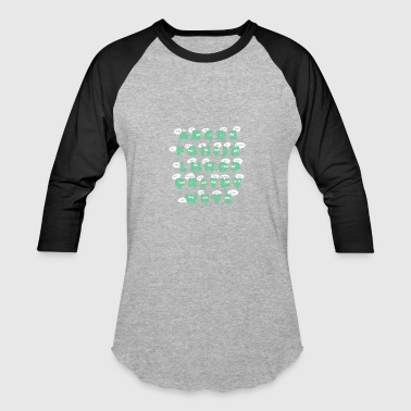 alphabetical abbreviations - Baseball T-Shirt