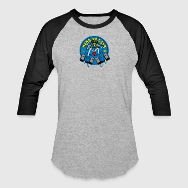 Mumm Ra s gym - Baseball T-Shirt