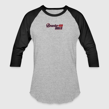 Brewster Baker Six 6 Pack Movie Kenny Rogers - Baseball T-Shirt