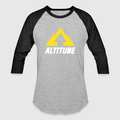 Empire Collection - Yellow - Baseball T-Shirt