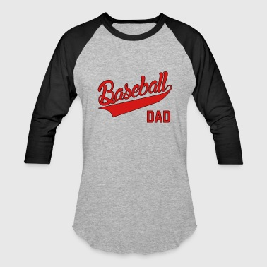 Baseball  Dad - Baseball T-Shirt