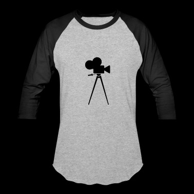 Camcorder - Baseball T-Shirt