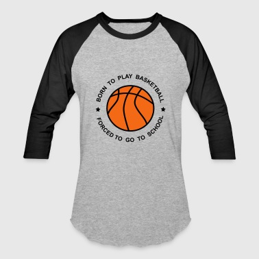 basketball - Baseball T-Shirt