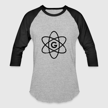 Genius Particle - Baseball T-Shirt