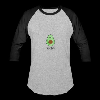 Happy Avo - Baseball T-Shirt