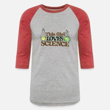 Love Baseball Kids T-Shirt Long Sleeve Boys Girls T-Shirt