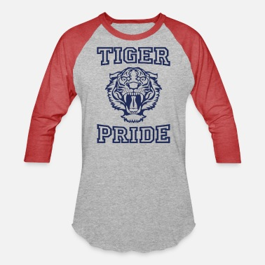 Why 13 Reasons Why - Tiger Pride - Unisex Baseball T-Shirt