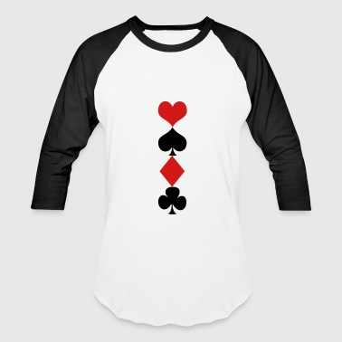 Deck of cards - Baseball T-Shirt