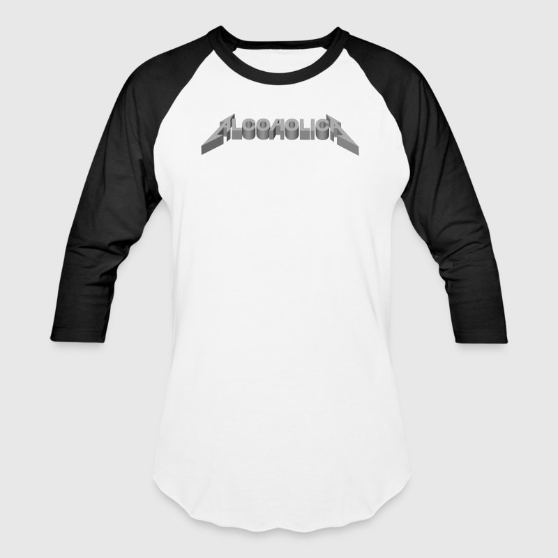 Alcoholica - Baseball T-Shirt