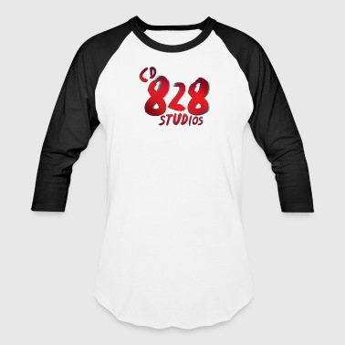 Film Studio CD828 STUDIOS LOGO 2018 - Baseball T-Shirt