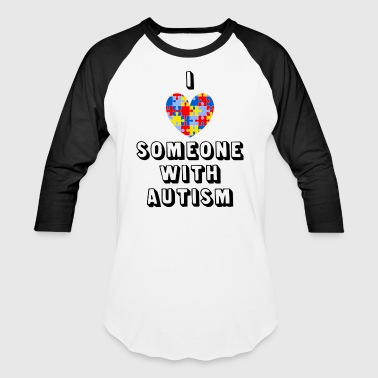 LOVE Autism - Baseball T-Shirt